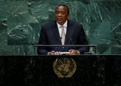 Uhuru to lead Kenya's campaign for UNSC in New York